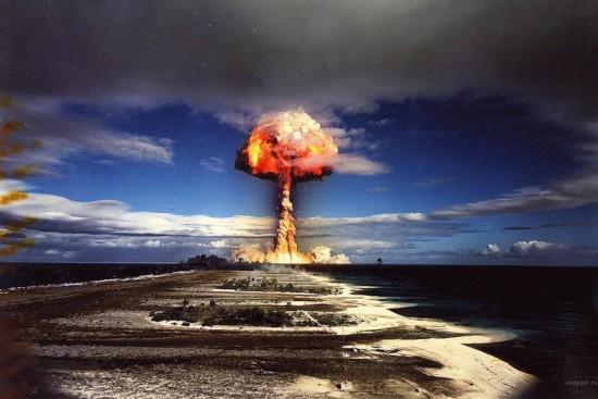 Champignon nucléaire